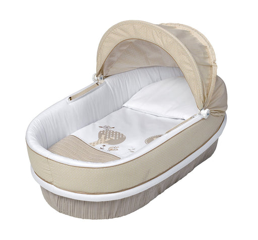 Petit Praia 80 x 36 x 23 cm Linned Carrycot Max With Top