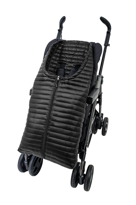 Altabebe Ultra Light Down Footmuff for Strollers (12 to 36 Months, Black)