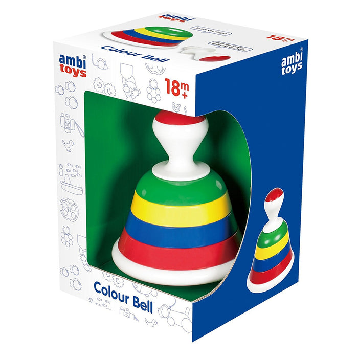 Ambi Toys Colour Bell