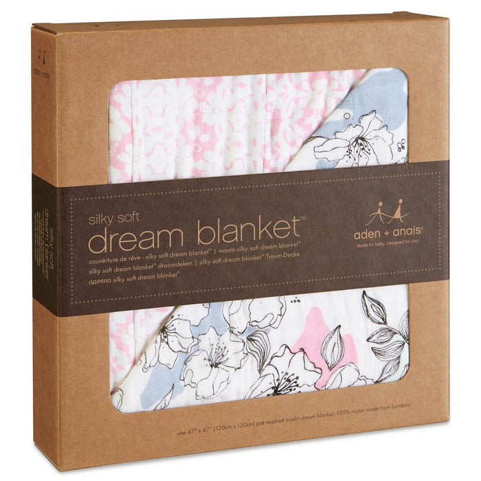 aden + anais Silky Soft Dream Blanket (Meadowlark)