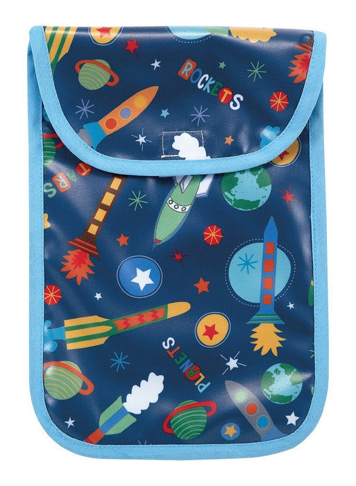AM PM Kids! Diaper Clutch, Outer Space