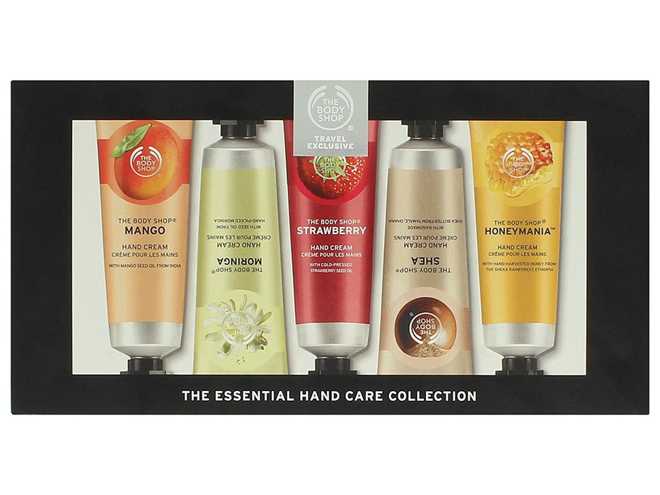 The Body Shop The Essential Hand and Nail Care Collection, 150 ml