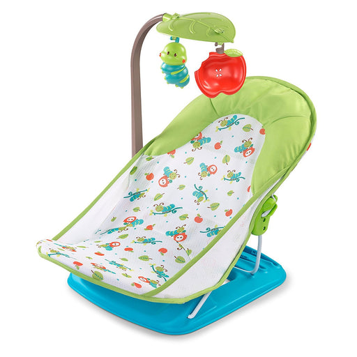 Summer Infant Deluxe Baby Bather Caterpillar with Toybar