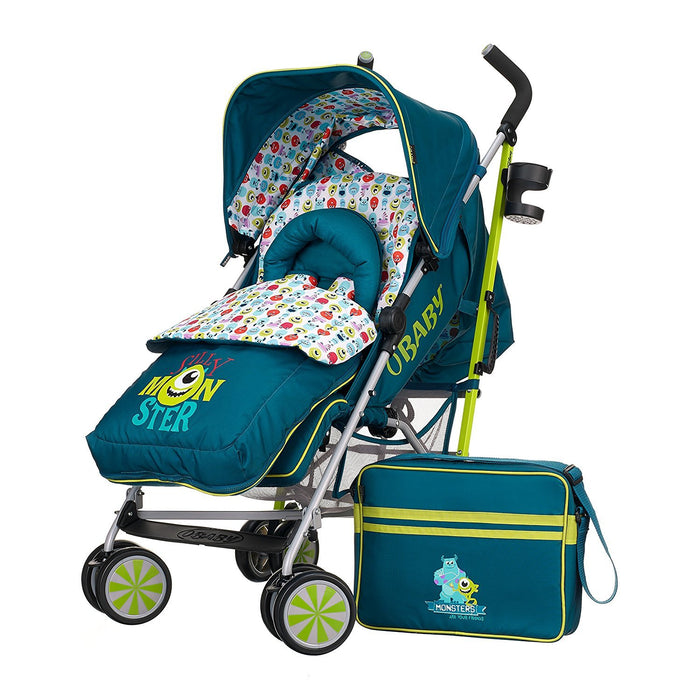 Disney Stroller Bundle - Monsters Inc.