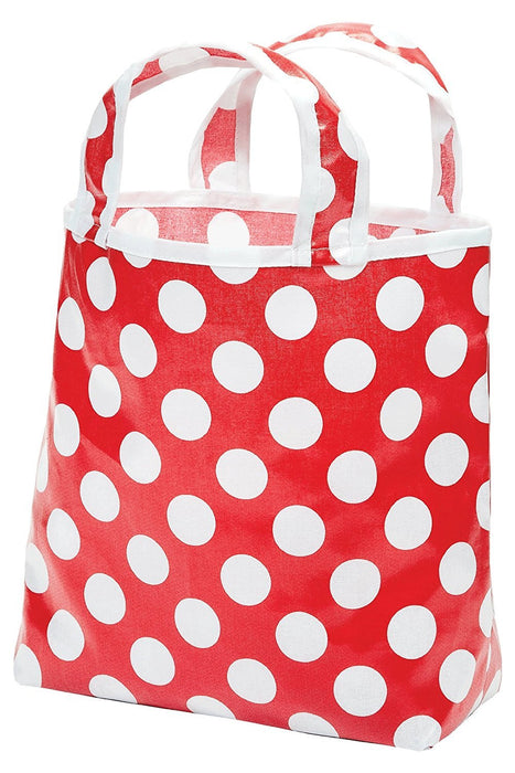 AM PM Kids! Sunday Diaper Bag, Red Dots
