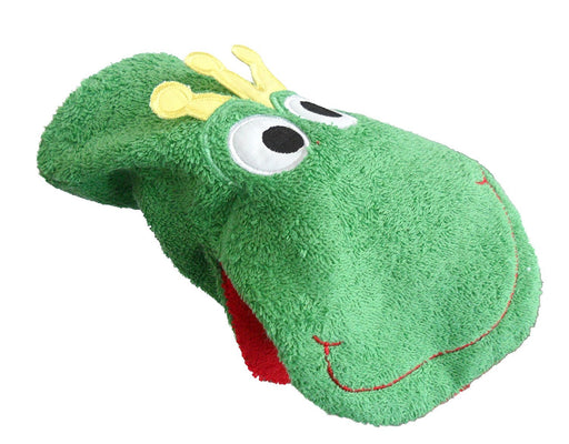 Smithy Fashion F102055 Washing Mitt Bath Toy Frog Prince