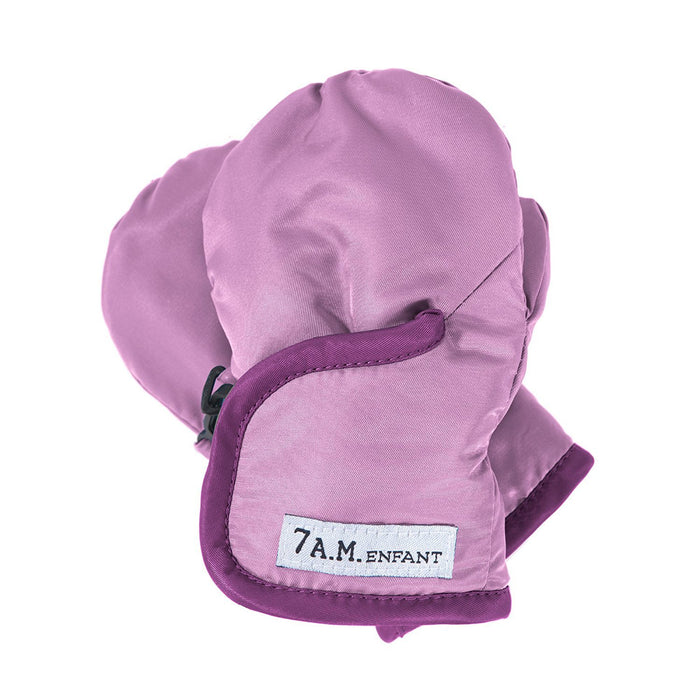 7AM Enfant Classic Mittens 500, Pink/Grape, XX Large