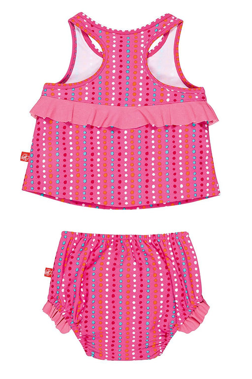 Lassig Tankini Baby Nappies (18 Months, Dottie, Large, Two-Piece)