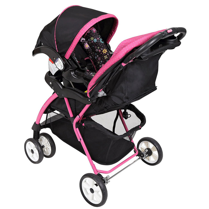 Baby Trend Venture Travel System, Hello Kitty Daisy Swirl