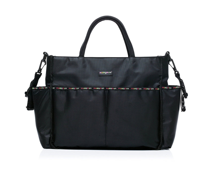 Momymoo Everyday Change Bag (Black)