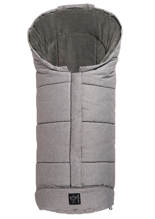 Kaiser Jooy Thermo Footmuff (Light Grey Melange, 65698323)