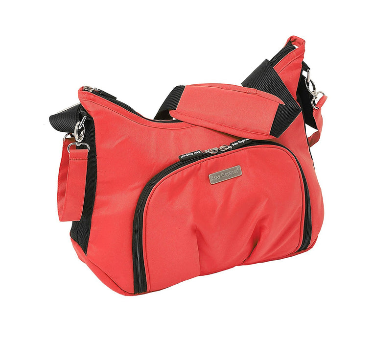 Baby Elegance Baby Elegance Cody Saddle Bag (Red)