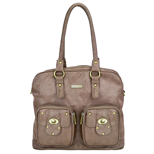 timi & leslie Rachel Changing Bag (Taupe)