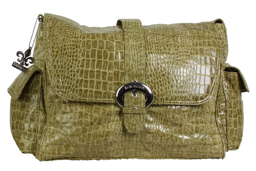 Kalencom Buckle Changing Bag (Crocodile Moss)