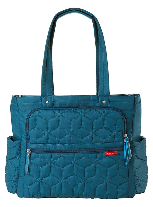 Skip Hop Forma Pack & Go Tote - Peacock