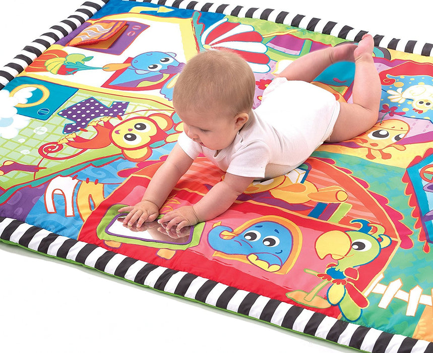 Playgro Happy Neighborhood Jumbo Mat for Baby