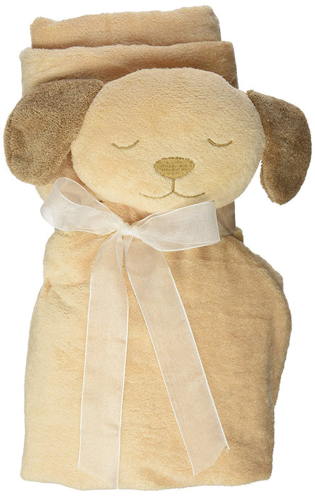 Angel Dear 29 x 29Inches Napping Blanket (Puppy)