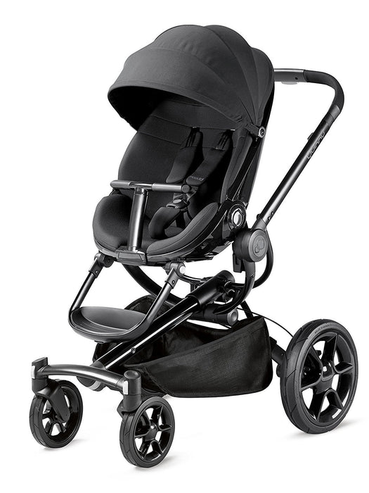 Quinny Moodd  Front Wheel Unit (Black)