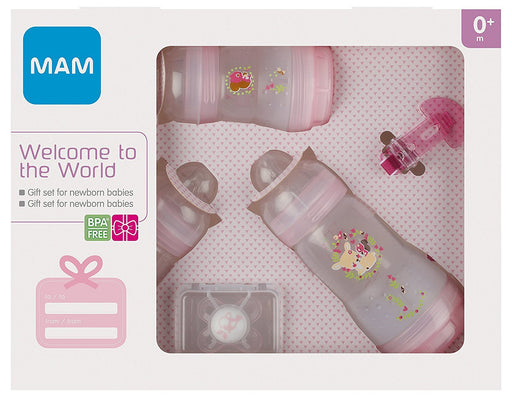 Mam 600122 Baby Starter Set for Girls