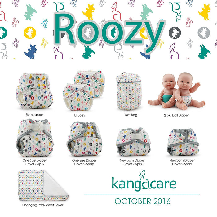 Kanga Care Wet Bag (Roozy)