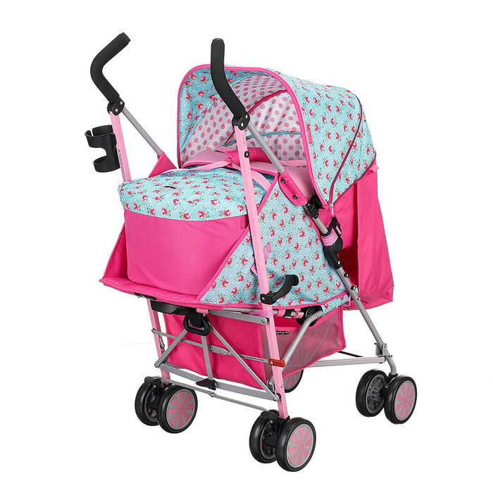 Obaby Zeal Carrycot (Cottage Rose)