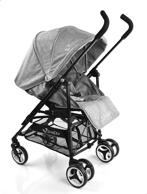 StrollAir ReVu Umbrella Stroller, Grey