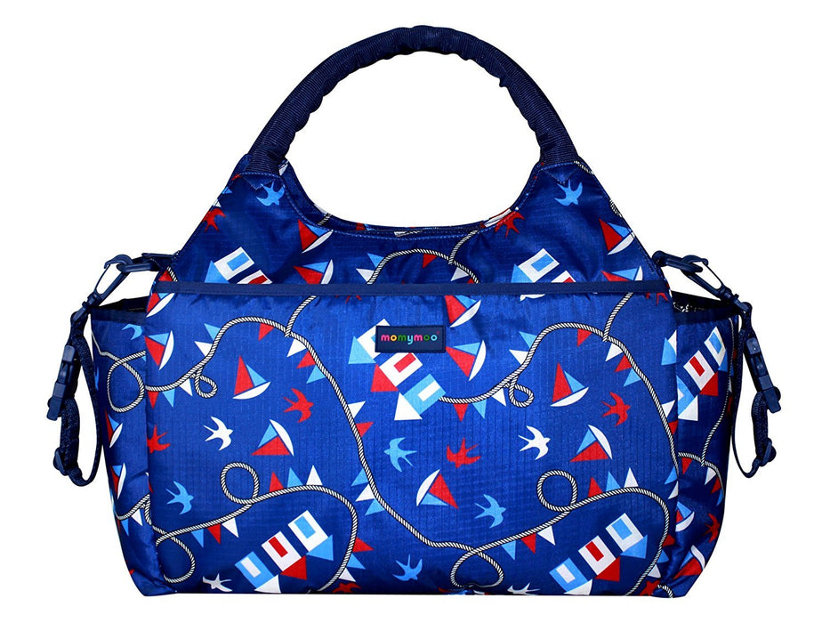 Momymoo Mono Beach Baby Changing Bag