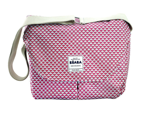 BEABA Vienna ll Play Print Changing Bag (Marsala)