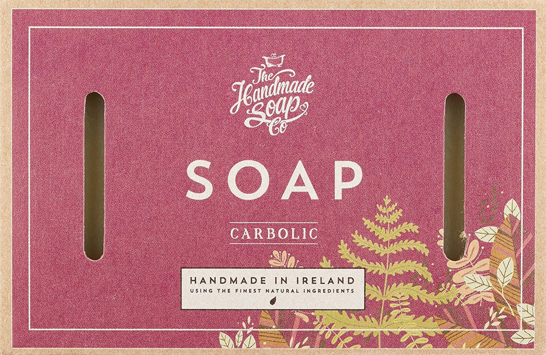 The Handmade Soap Company Carbolic Soap 160 g