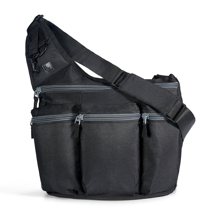 Diaper Dude Bag (Black)