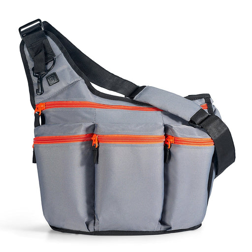 Diaper Dude Bag (Grey)