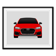 Audi S5 / RS5 B9 Second Generation Print (2016 - Present)