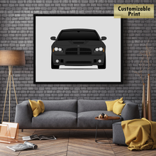 Dodge Charger SRT8 from the Fast and the Furious Print