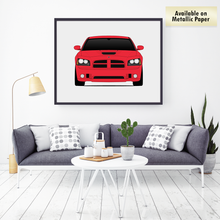 Dodge Charger SRT8 Print (2006-2010)