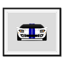 Ford GT First Generation Print (2004 2005 2006)
