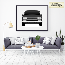 Nissan Skyline GT-R KPGC10 from the Fast and the Furious Print