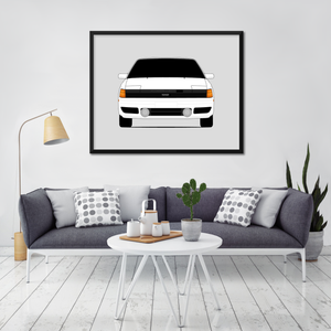 Toyota Celica T160 Print (1985-1989, 4th Generation)