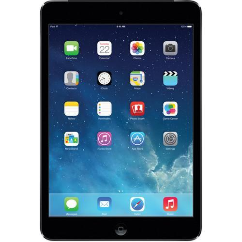 Apple iPad mini 2 w/Retina Display 32GB Wifi + Cellular LTE in Space Gray MF080LL/A