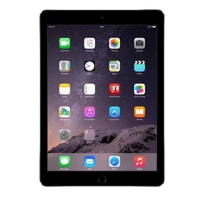 Apple iPad Air 2 with Wi-Fi 16GB & 64GB - Space Gray