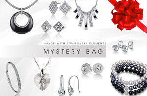Jewelry Mystery Box – Bracelets, Necklaces, Earrings, and More - any 4 Pcs