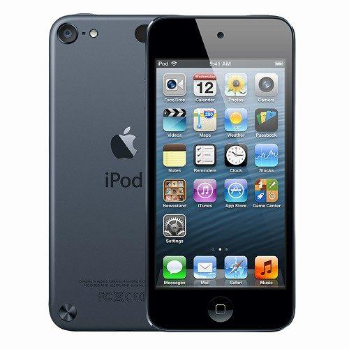 Apple iPod touch 5th Gen 32GB - Black/Slate MD723LL/A