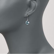 5.00 ct. t.w. Blue Topaz Drop Earrings in Sterling Silver