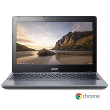 "Acer C720 11.6"" LED Chromebook Celeron 2955U Dual-Core 1.4GHz 2GB / 4GB 16GB SSD"