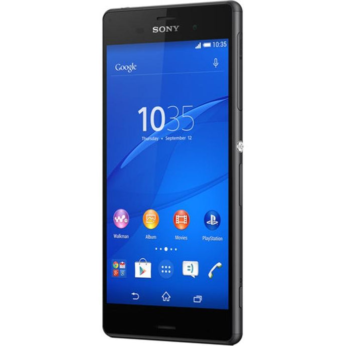 Sony Xperia Z3 D6603 16GB Unlocked Smartphone in Black