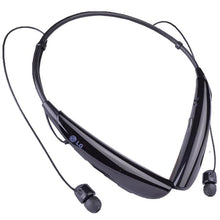 LG HBS-750 Tone Pro Wireless Bluetooth Stereo Headset - Magnetic Earbuds