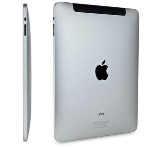 Apple iPad 64GB with Wi Fi 3G in Black MC497LL/A AT&T (1st generation)