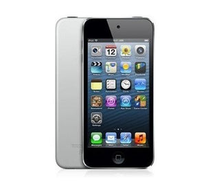 "Apple iPod Touch 5th Gen 16GB 4"" LCD - ME643LL/A Silver"