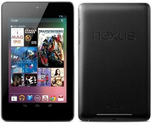 "ASUS Nexus 7 Tegra 3 Quad-Core 1.2GHz 1GB RAM 7"" Multi-Touch Tablet w/Android 4.2, 8GB - 32GB"