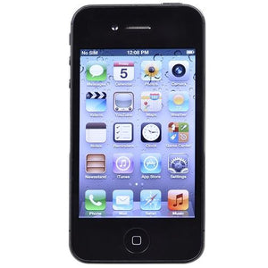 Apple iPhone 4S 8GB Unlocked GSM Cell Phone - Black (MF259LL/A)