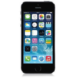 Apple iPhone 5S ME341LL/A Space Gray LTE 16GB Unlocked Cell Phone (Verizon)